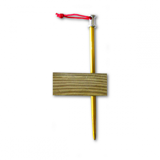 Easton Nano Nail Stakes In Board
