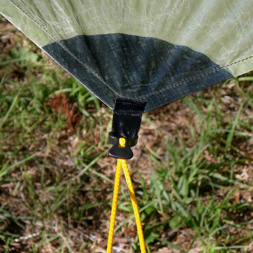 Hammock Hexagon Tarp Detail