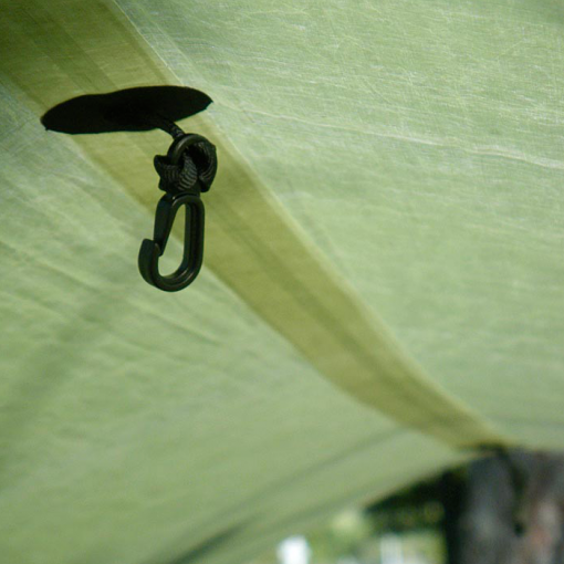 Hammock HexagonTarp Clips