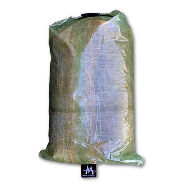 MLD Cuben Fiber Dry Bag Stuffed