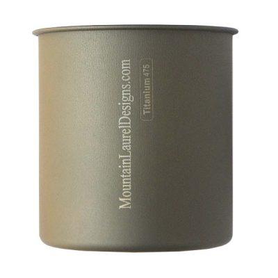 MLD Titanium Mug 475ml