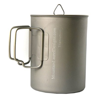 MLD Titanium Pot 850ml