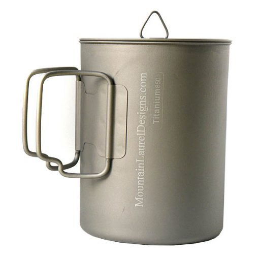 MLD Titanium Pot 850ml