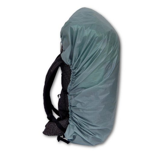 Pack Rain Cover Side View