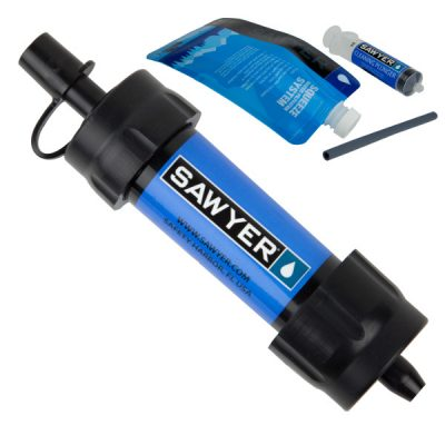 Sawyer Squeeze Mini Kit