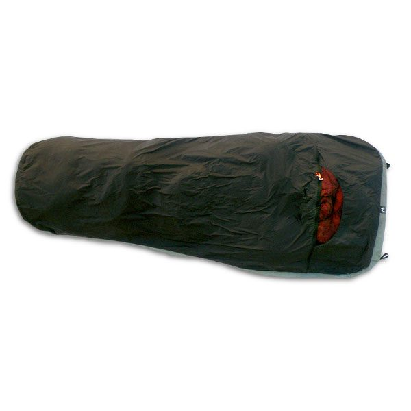Superlight Bivy Overhead