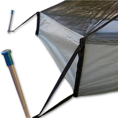 TrailStar Bath Inner Net Detail