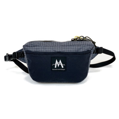 MLD Burro Waist Pack Front View