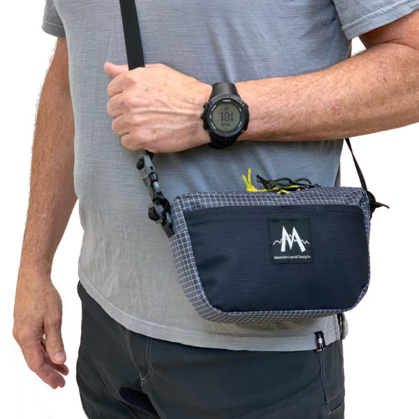 MLD Burro as a Side Satchel