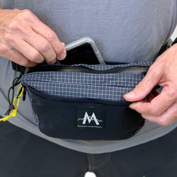 MLD Burro as a Waist Pack