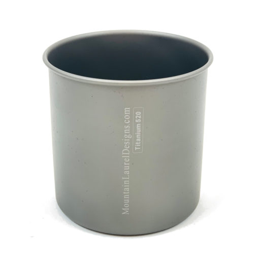 520 ml Titanium Mug