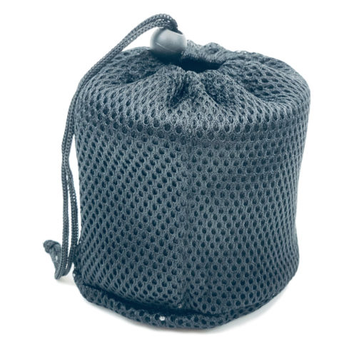 520ml Titanium in Mesh Storage Sack