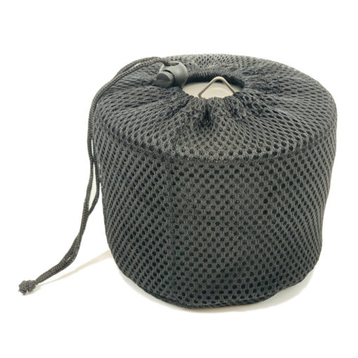 950 ml Titanium Pot in Mesh Storage Sack