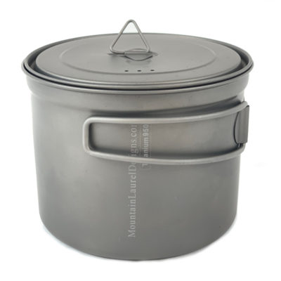 950 ml Titanium Pot