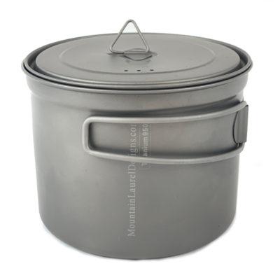 950 ml Titanium Pot