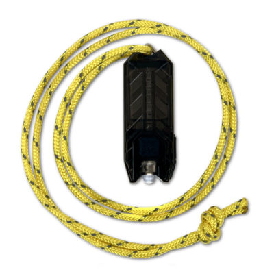 Nitecore Tube V2 Mini Light on Lanyard